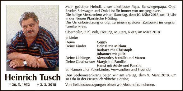 Heinrich Tusch