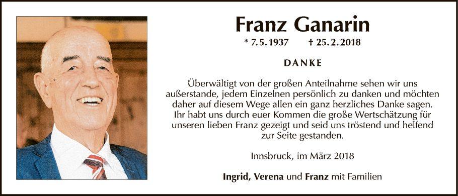 Franz Ganarin
