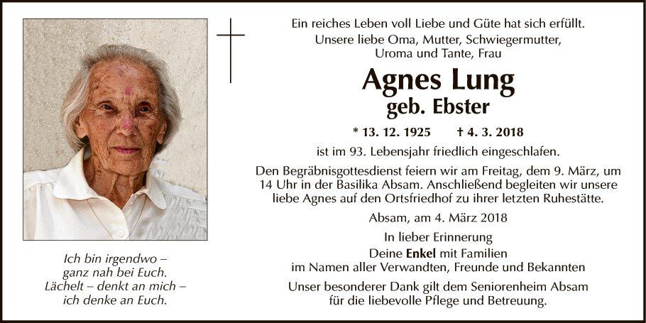 Agnes Lung