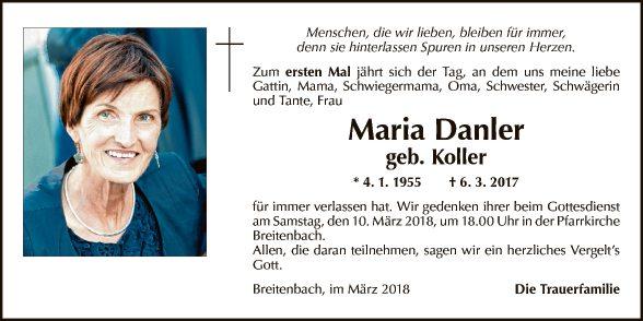 Maria Danler