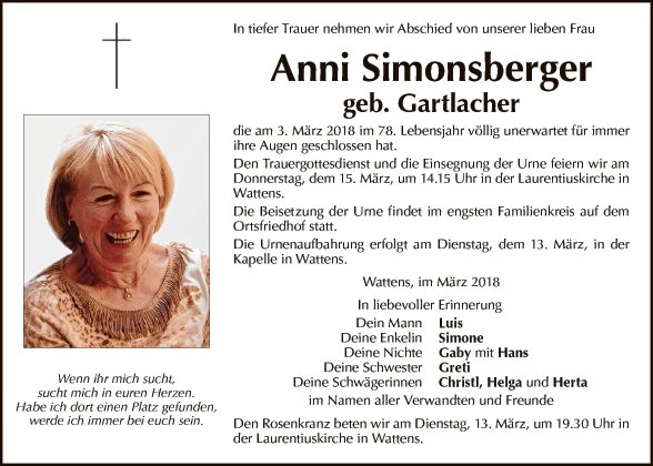 Anni Simonsberger
