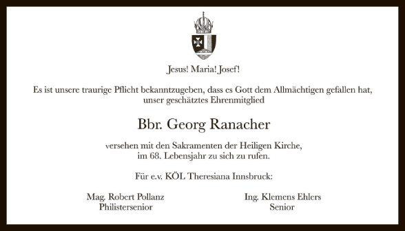 Georg Ranacher
