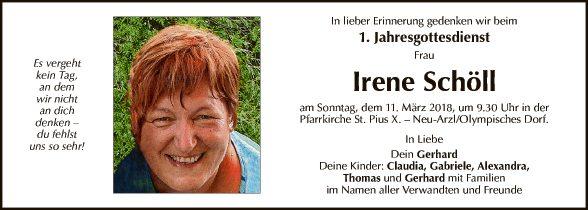 Irene Schöll