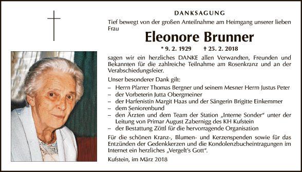 Eleonore Brunner