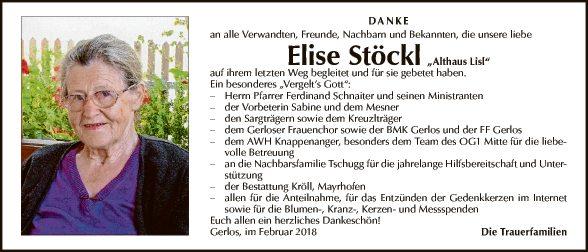 Elise Stöckl