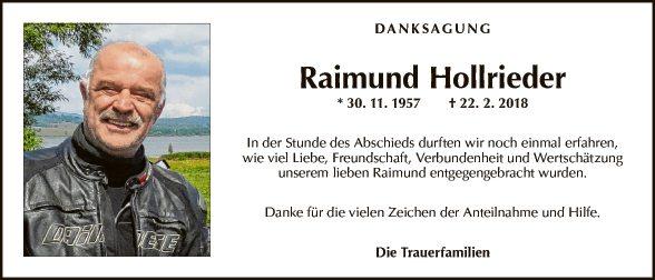 Raimund Hollrieder