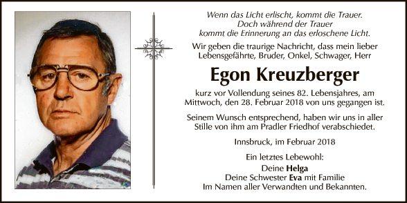 Egon Kreuzberger