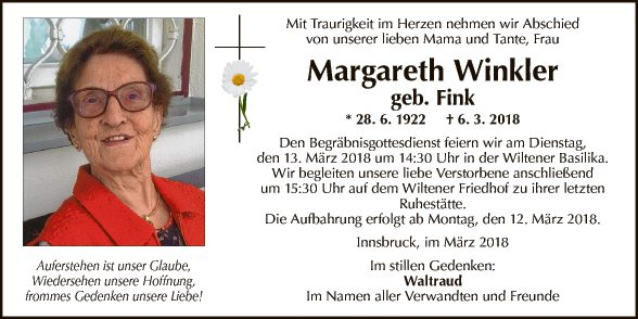 Margareth Winkler