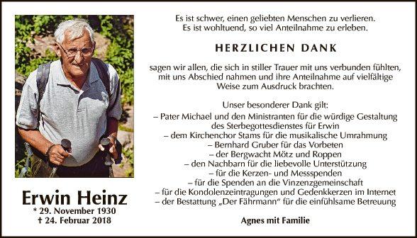 Erwin Heinz