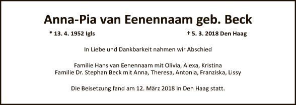 Anna-Pia van Eenennaam