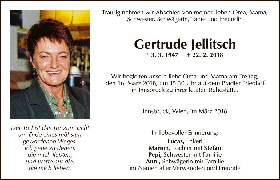 Gertrude Jellitsch