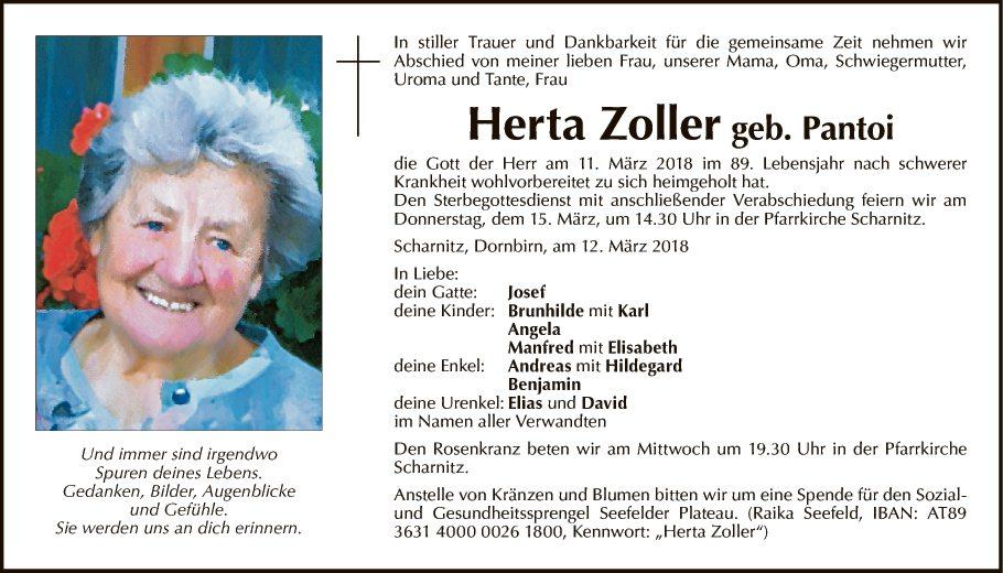 Herta Zoller