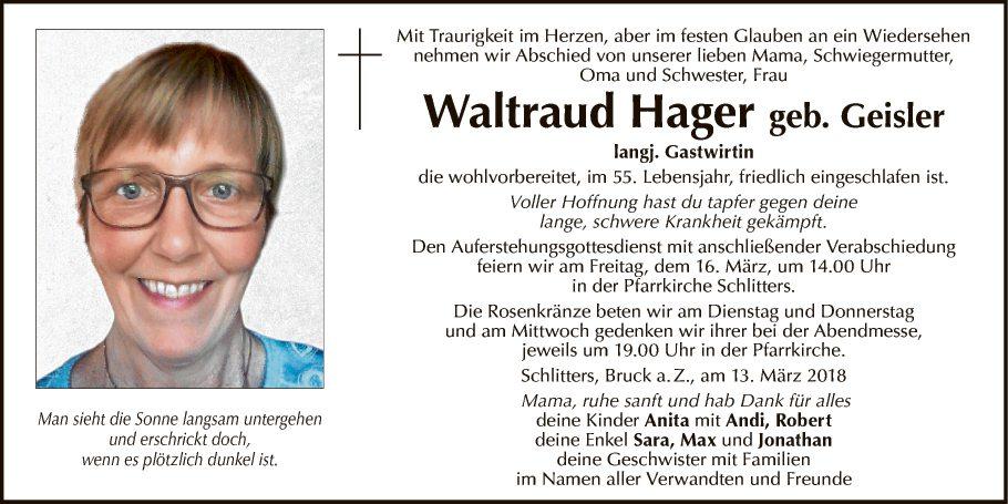 Waltraud Hager
