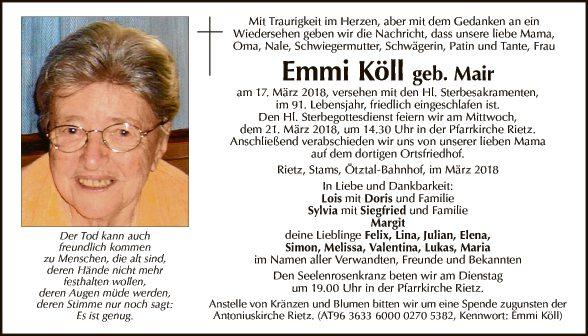 Emmi Köll