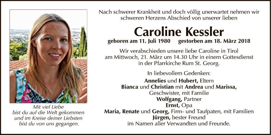Caroline Kessler