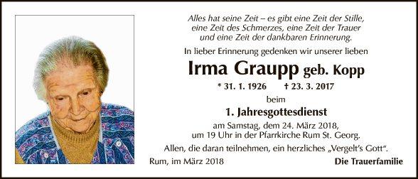 Irma Graupp