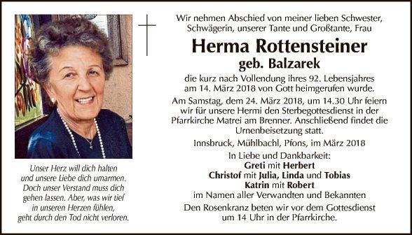 Herma Rottensteiner