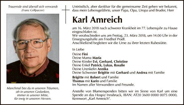 Karl Amreich