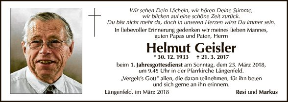 Helmut Geisler