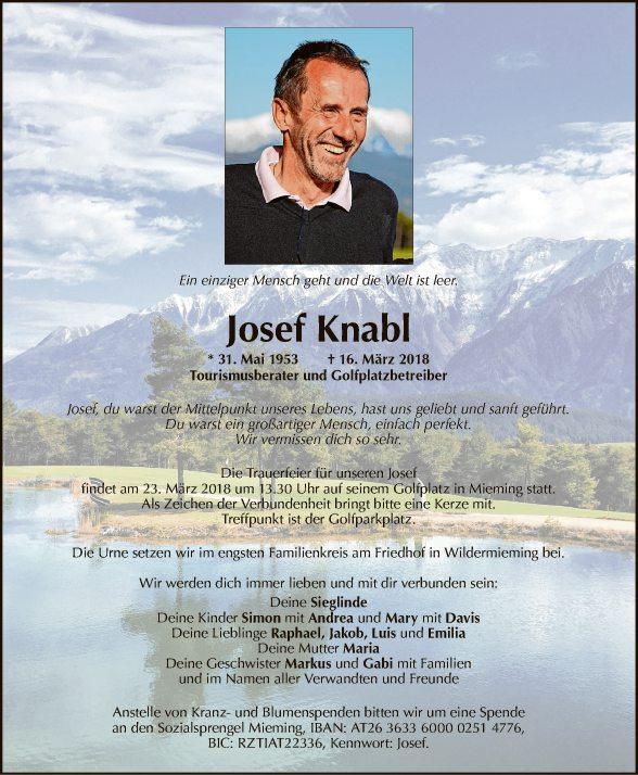 Josef Knabl
