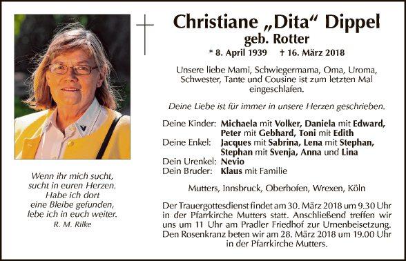 Christiane Dippel