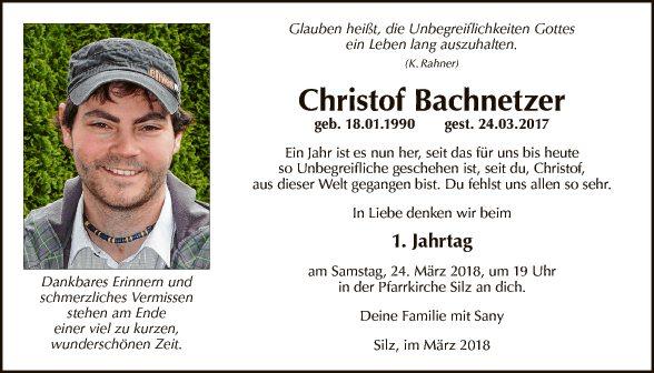Christof Bachnetzer