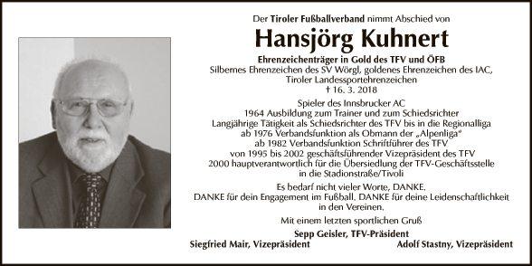 Hansjörg Kuhnert