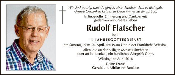 Rudolf Flatscher