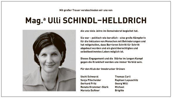 Mag. Ulli Schindl-Helldrich