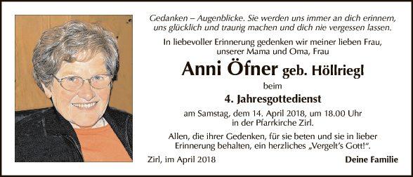 Anni Öfner