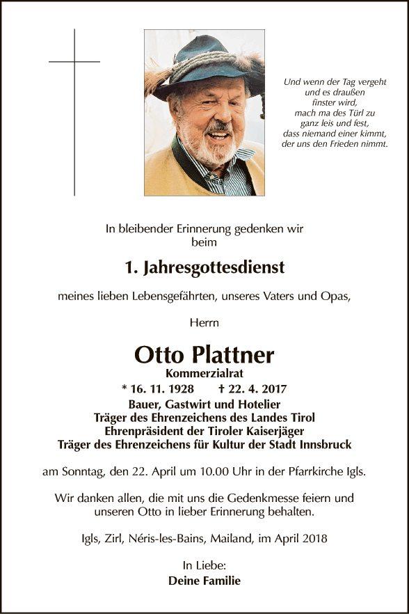 Otto Plattner