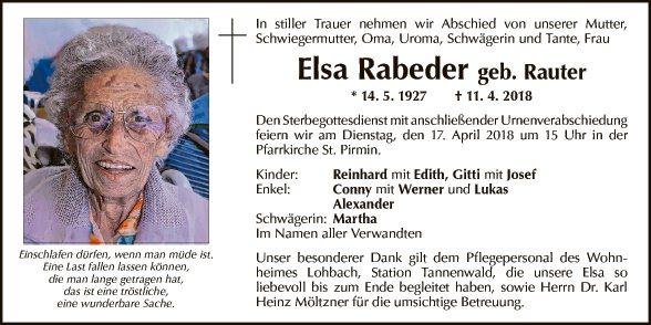 Elsa Rabeder