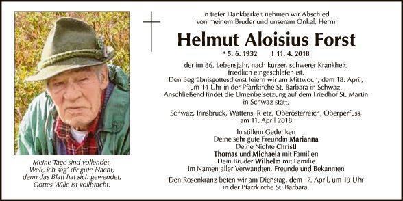 Helmut Forst