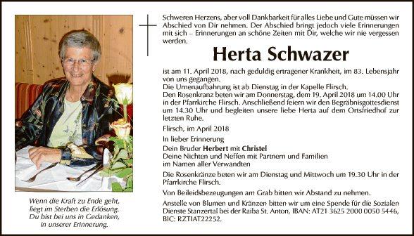 Herta Schwazer