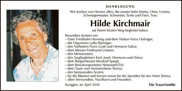 Hilde Kirchmair