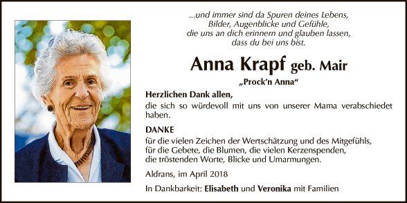 Anna Krapf