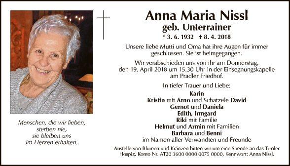 Anna Nissl