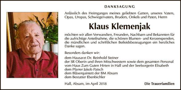 Klaus Klemenjak
