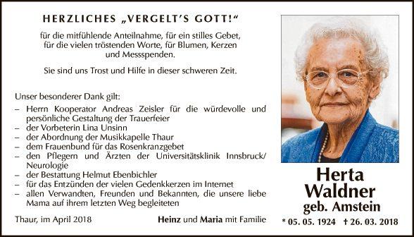 Herta Waldner