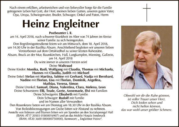 Heinz Engleitner