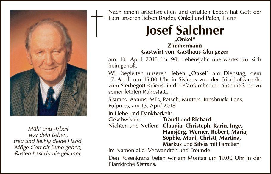 Josef Salchner