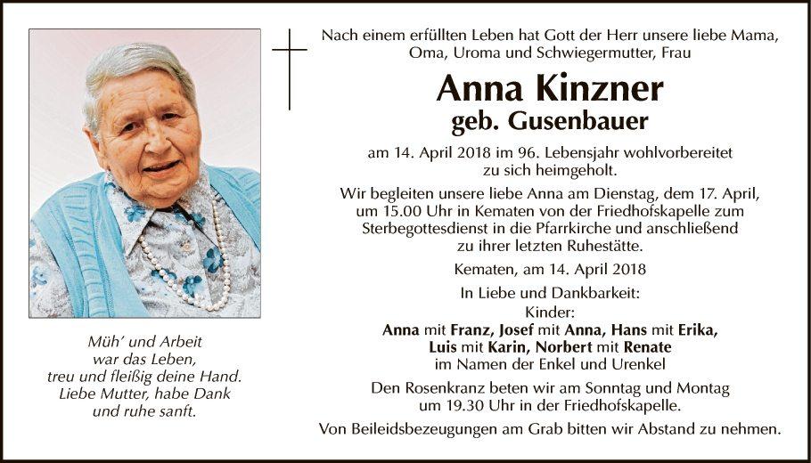 Anna Kinzner