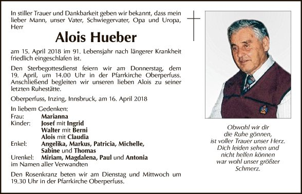 Alois Hueber