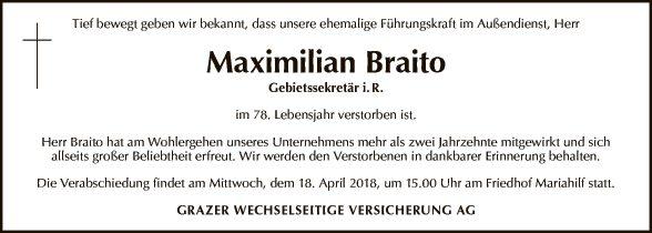 Maximilian Braito