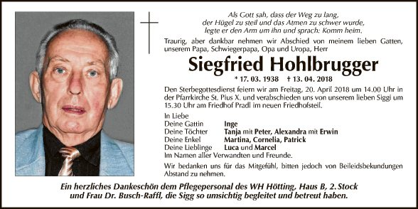 Siegfried Hohlbrugger