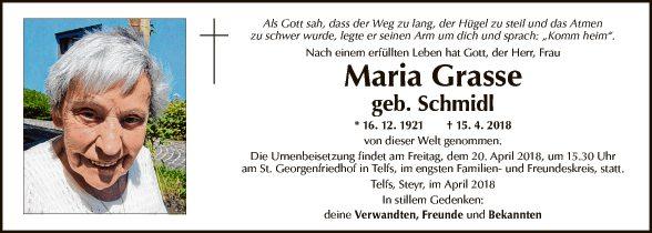 Maria Grasse