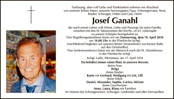 Josef Ganahl