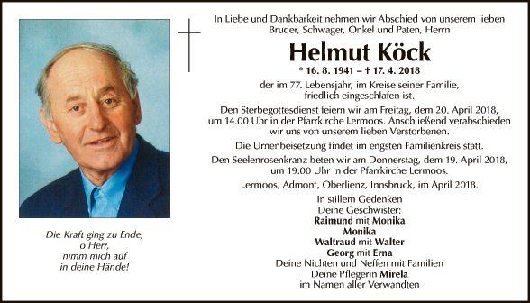 Helmut Köck