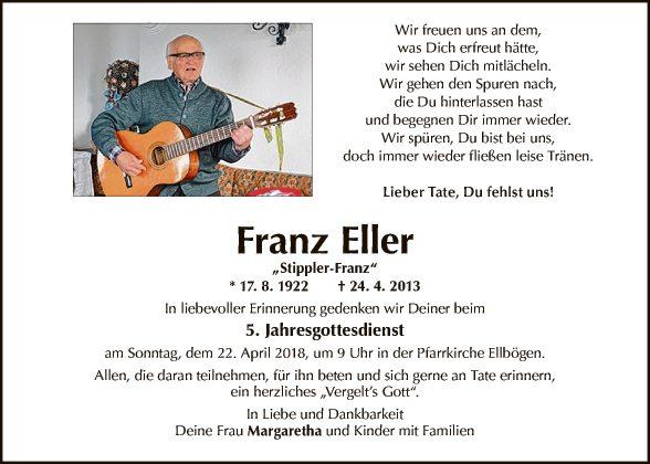 Franz Eller