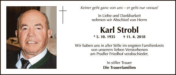Karl Strobl